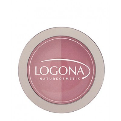 Colorete PINK ROSE 01 LOGONA 10GR