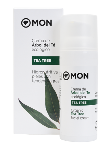 Crema Facial TEA TREE MON DECONATUR 50ML