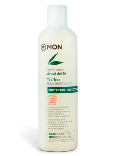 Gel Baño Champú TE TREE MON DECONATUR 300ML