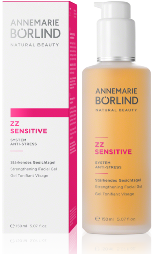 Gel Facial Reafirmante ZZ SENSITIVE ANNEMARIE BORLIND 150ML