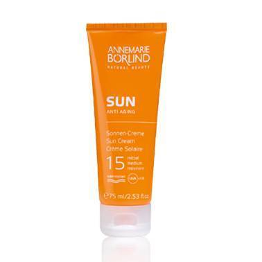 Crema Solar Facial F15 ANNEMARIE BORLIND 75ML