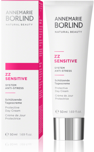 Crema Facial Día Protectora SENSITIVE ZZ ANNEMARIE BORLIND 50ML