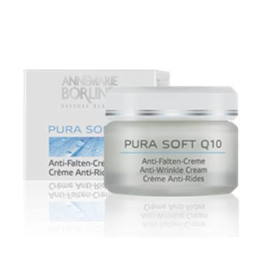 Crema Facial PURA SOFT Q10 ANNEMARIE BORLIND 50ML