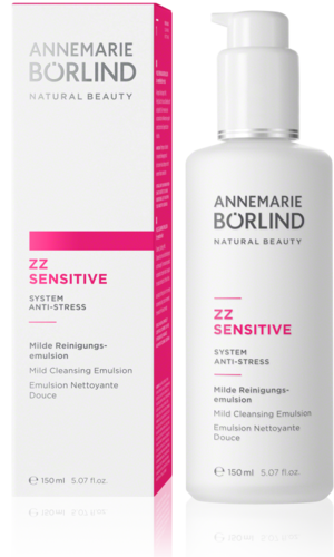 Limpiador Facial ZZ SENSITIVE  ANNEMARIE BORLIND 150ML