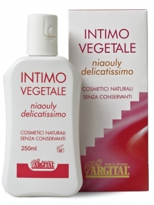 Gel Intimo VEGETAL ARGITAL 250ML