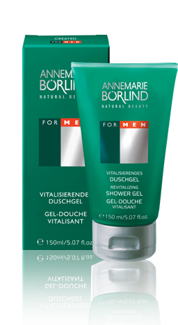 Gel De Ducha Hombre ANNEMARIE BORLIND 150ML