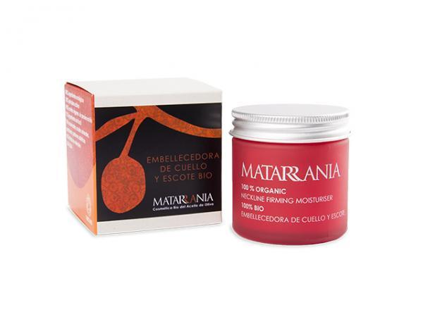 EMBELLECEDORA DE CUELLO Y ESCOTE 100% BIO MATARRANIA 60ML