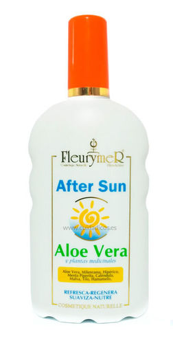 After Sun ALOE VERA PLANTAS FLEURYMER 250ML