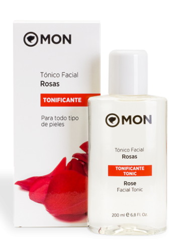 Tónico Facial De ROSAS MON DECONATUR 200ML