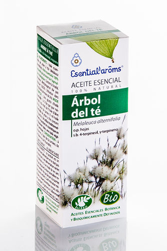 Aceite Esencial Tea Tree ESENTIAL´ARÔMS 10ML