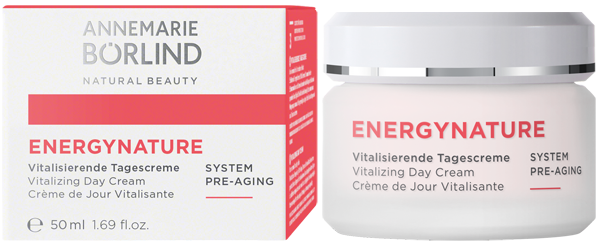 ENERGY NATURE  Crema de Día Revitalizante ANNEMARIE BORLIND 50ml