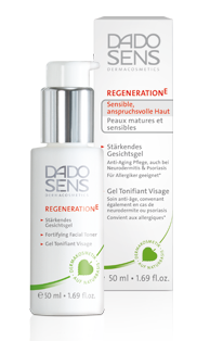REGENERATION E Gel Facial Reafirmante DADO SENS 50ml
