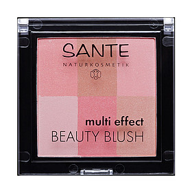 Colorete Multi Effect 01 Coral SANTE 8gr