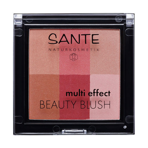 Colorete Multi Effect 02 Cranberry SANTE 8gr