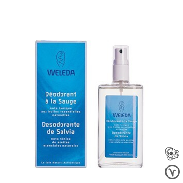 Desodorante SALVIA Spray WELEDA 100ML