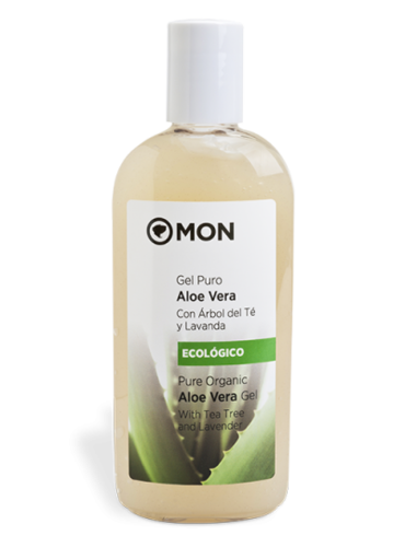 Gel ALOE 250 ML 99,9% Bioactivo MON DECONATUR