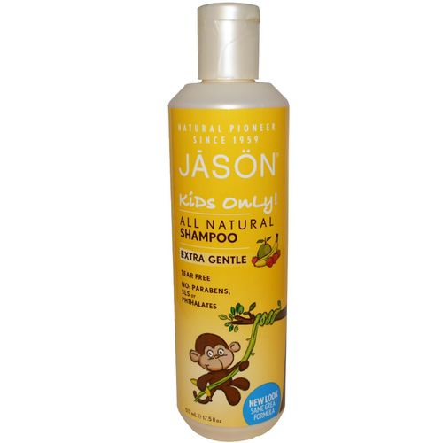 Champú NIÑOS KIDS ONLY JASON 517ML