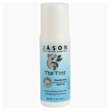 Desodorante ARBOL DE TE Roll On JASON 85GR