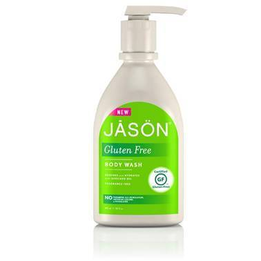 Gel Baño /Ducha SIN GLUTEN JASON 887ML
