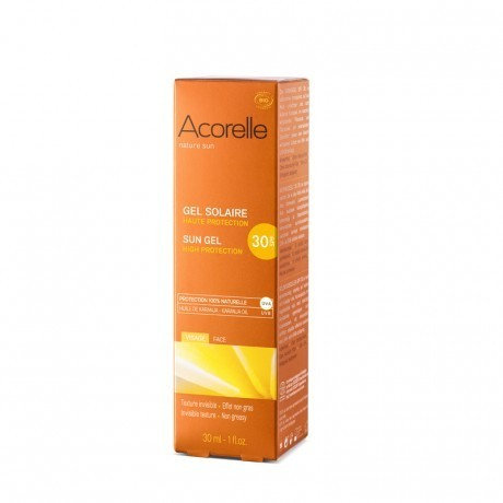 Gel Solar Facial F30 ACORELLE 30ML