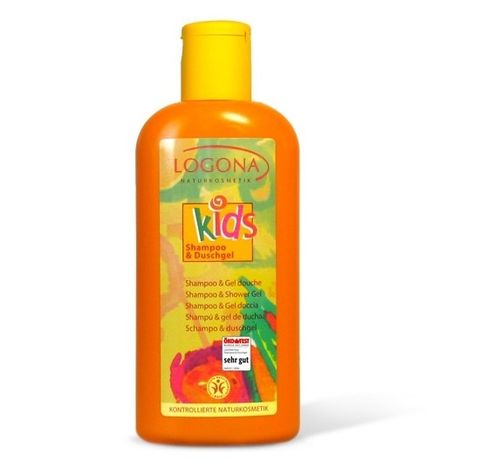 Gel Champú KIDS LOGONA 200ML