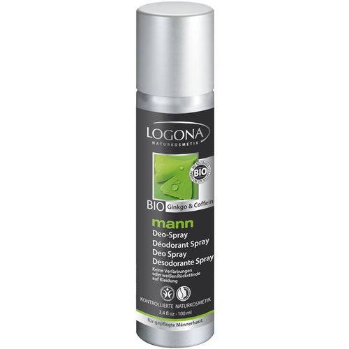 Desodorante MANN SPRAY LOGONA 100ML