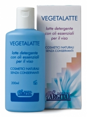 Leche Limpiadora VEGETAL ARGITAL 200ML
