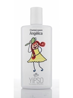 Champú Suave INFANTIL Angelica YIPSOPHILIA 250ML