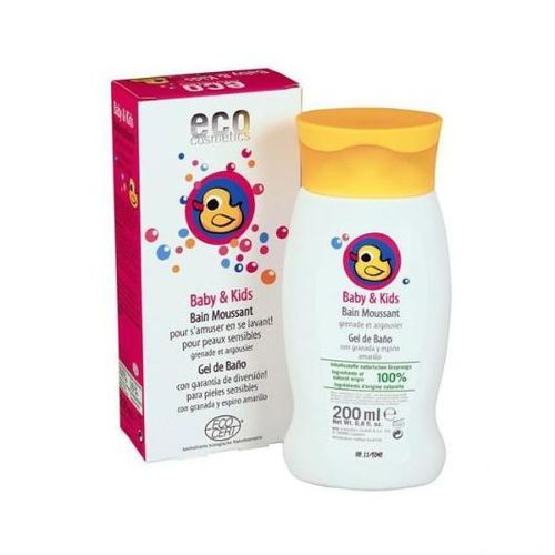 Gel Baño BABY ECO COSMETICS 200ML