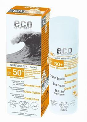 Crema Solar Corporal FUN SURF ECO COSMETICS 50ML