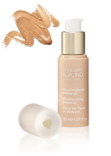 Maquillaje Fluido Hidratante HONEY 26 ANNEMARIE BORLIND