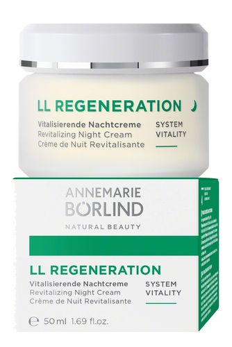 LL REGENERATION Crema De Noche ANNEMARIE BORLIND 50ML
