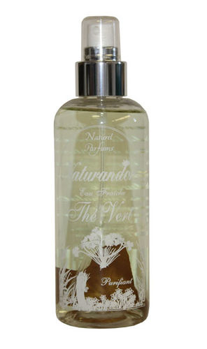 Colonia Agua Té Verde NATURANDOR SPRAY 220ML