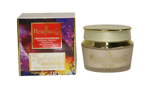 Crema Facial HIDRATANTE (P. Normal y Seca) FLEURYMER 50ML