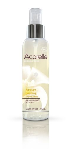 Agua Refrescante Body Mist Exquise VANILLE Bio ACORELLE 100ML