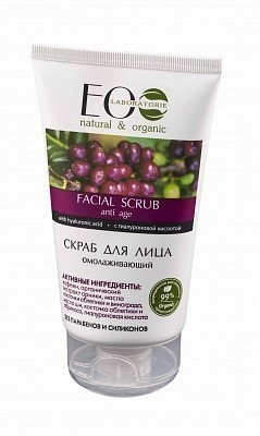 EXFOLIANTE FACIAL REJUVENECEDOR ECOLAB 150ML