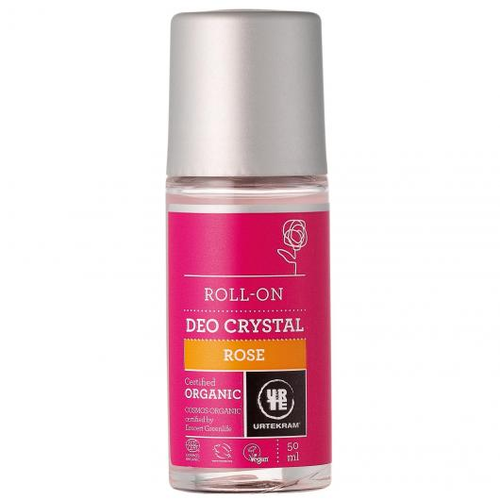Desodorante Roll On ROSA URTEKRAM 50ML