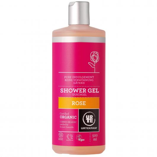 Champú ROSAS ( Cabello normal) URTEKRAM 500ML