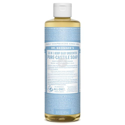 Gel de Baño NEUTRO DR BRONNER´S 473ML