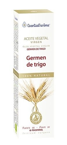 Aceite Vegetal GERMEN DE TRIGO ESENTIAL´AROMS 100ML