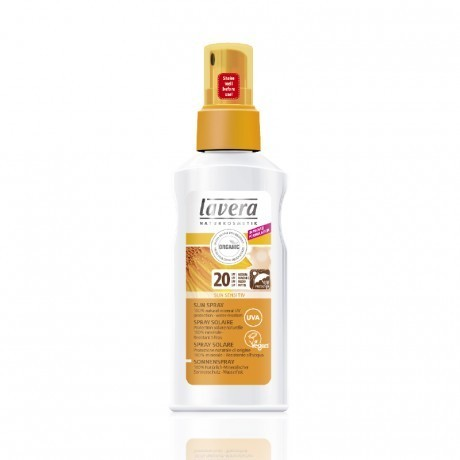 Spray Solar FPS20 LAVERA 125ml
