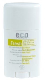 Desodorante Malva/Olivo Stick  ECO COSMETICS 50ml