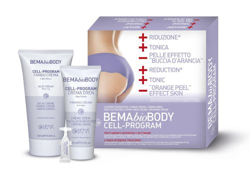 Cell-Program Kit BEMA COSMETICI 424ml