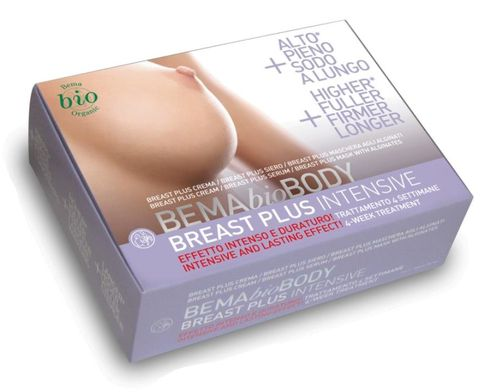 Breast Plus Intensive Kit BEMA COSMETICI 230ml