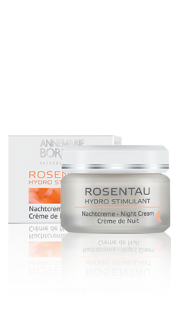 ROSENTAU (Rose Dew) Crema de noche ANNEMARIE BORLIND 50ml