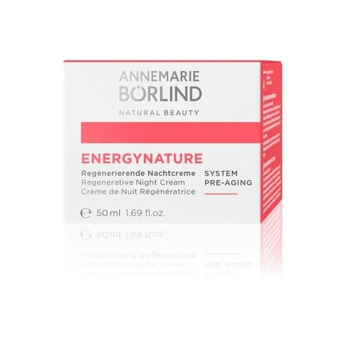 ENERGY NATURE  Crema de Noche Regeneradora ANNEMARIE BORLIND 50ml