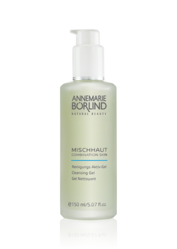 Mischhaut (Combination Skin) Gel Limpiador ANNEMARIE BORLIND 150ml