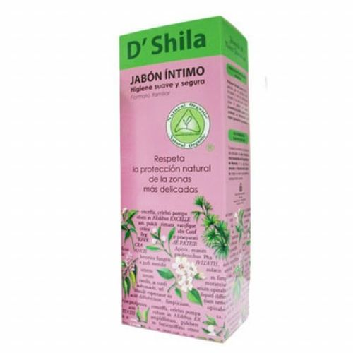 Gel ïntimo D´SHILA 250ml