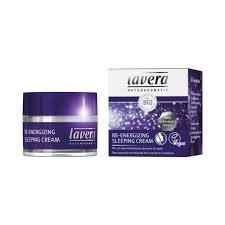 Crema Sleeping Reparadora LAVERA 50ml