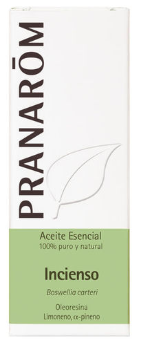 Esencia de Incienso PRANARÔM 5ml